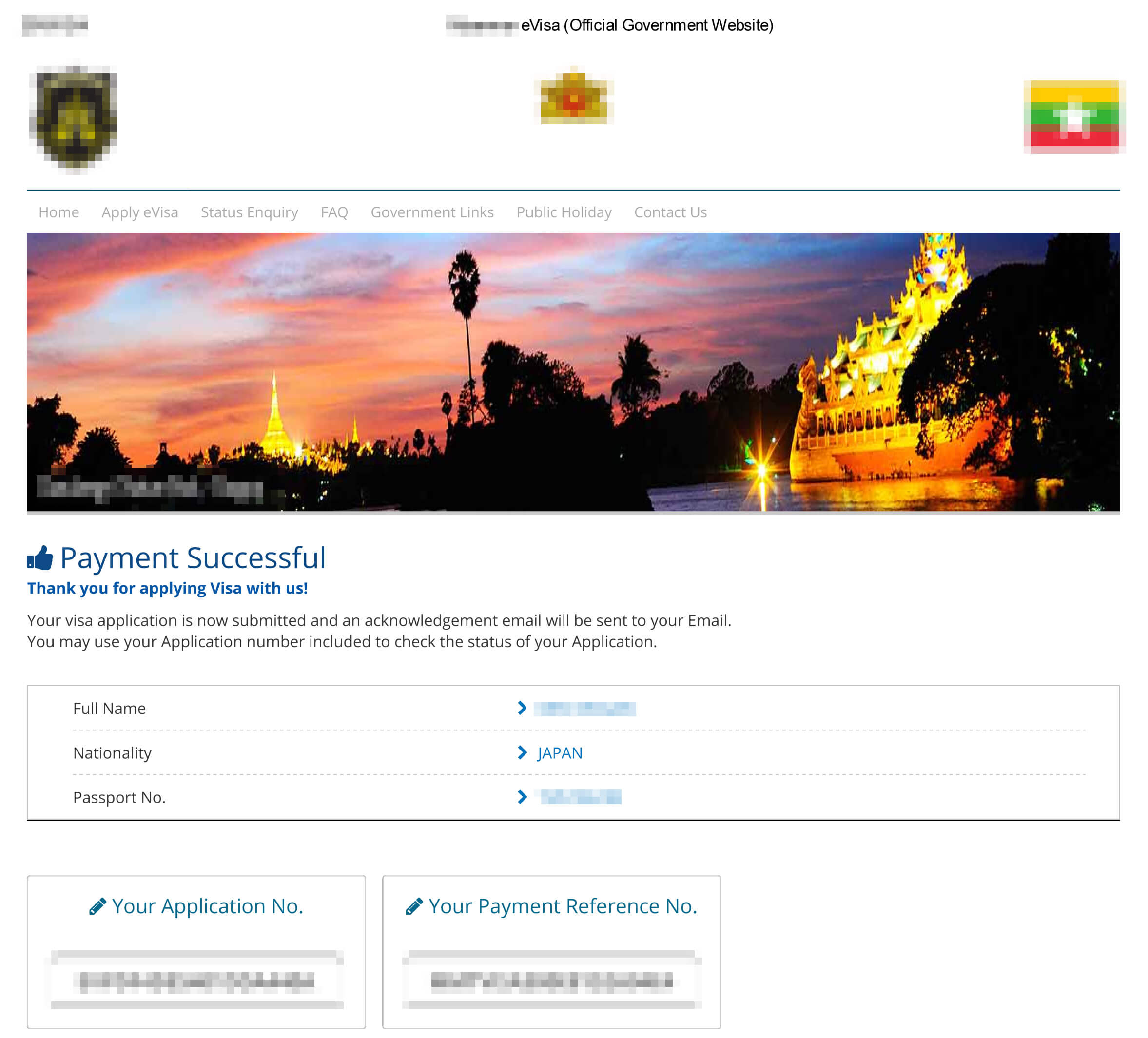 myanmar-evisa-official-government-website